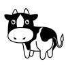 牧場の牛 - その3