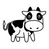 牧場の牛 - その4