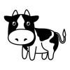 牧場の牛 - その5