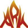 プログレバンド「ARK」のロゴ